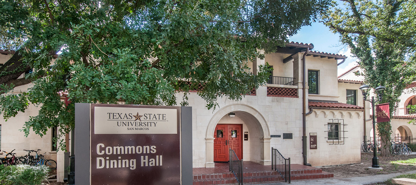 TEXAS STATE- Commons 1